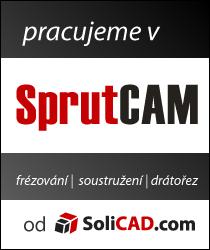 SprutCAM od SoliCAD, s.r.o.