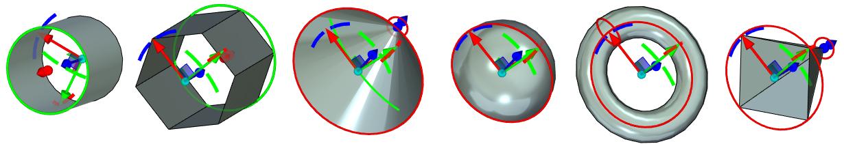 Odstaranění základny těles T-Flex CAD