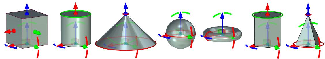Primitiva T-Flex CAD