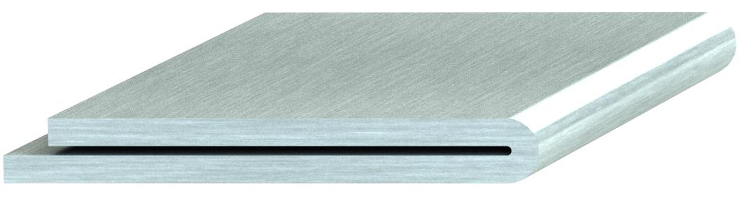 Uzavřený lem T-Flex CAD
