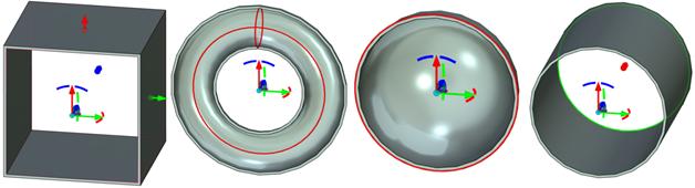 Vytvoření tenké stěny T-Flex CAD