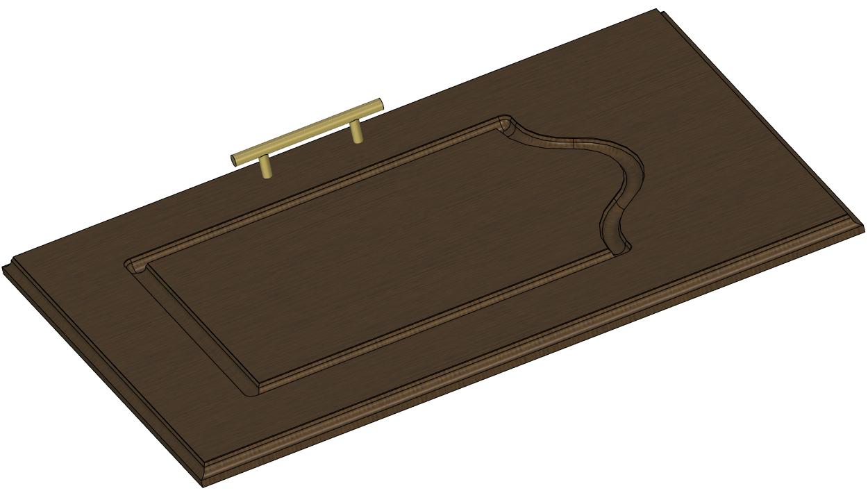 Dveře T-Flex CAD