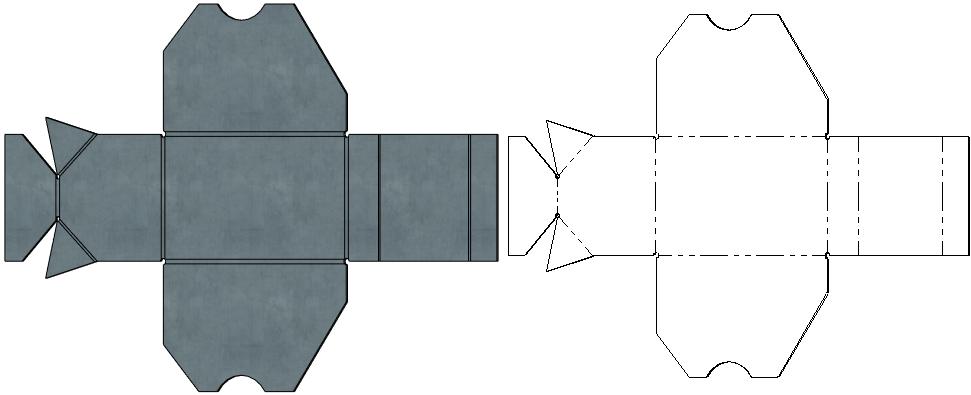 Projekční čáry T-Flex CAD