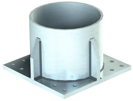 Svařenec T-Flex CAD