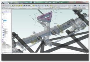 Geomagic Design vytváření 3D modelů