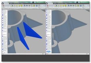 Geomagic Design nástroje přímé editace