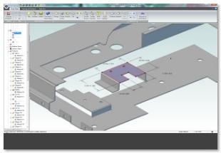 Geomagic Design modelování plechových dílů