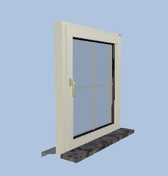 CAD Architecture - okna