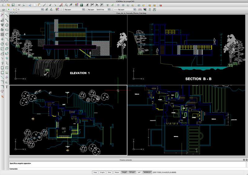 iCADMac - CAD pro Mac printscreen