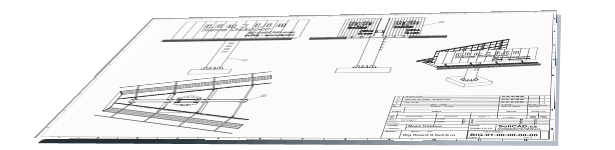 Vytvoření 2D technické dokumentace