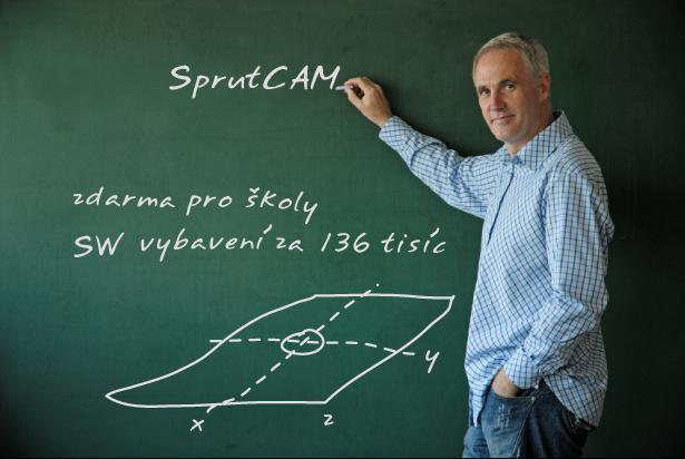 SprutCAM pro školy