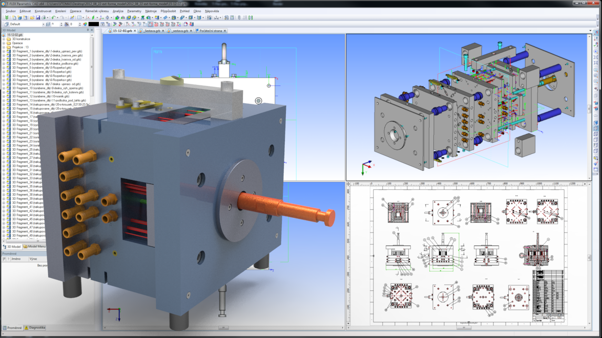 Popis produktu T-Flex - Popis produktu - T-Flex - 3D CAD   SoliCAD.com 2af777a7b9f