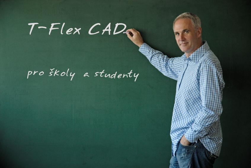 T-Flex pro školy a studenty