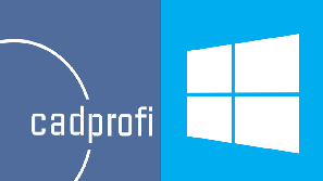 CADprofi je kompatibilní i s Windows 10!