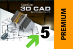 upgrade na CAD Architecture Premium 8