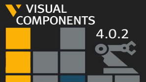 Aktualizace Visual Components 4.0.2