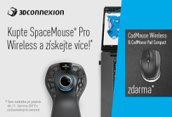 AKCE - SpaceMouse® Pro Wireless